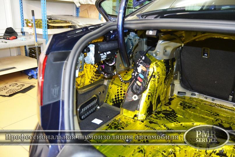 Шумоизоляция Volkswagen passat b8…, изображение №19