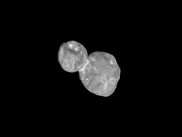 NASA Probe's Approach to Ultima Thule - Featuring Brian May Music
