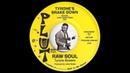 Raw Soul Tyrone's Brake Down Plut Instrumental Deep Funk 45
