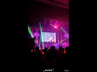 FULL Pink Spider --181030 Jaejoong Secret Road Tour in OSAKA  #ジェジュン #Defiance #LAVENDER #np
