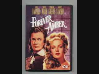 Forever Amber (1947)   Linda Darnell, Cornel Wilde, Richard Greene