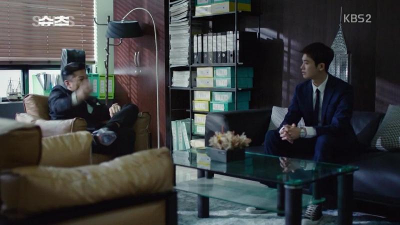 Форс мажоры Корейская версия Suits 슈츠 DomDoram Suits