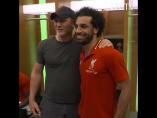 Bond meets the boys (Liverpool vs. MC)