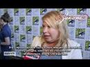 Интервью с Джули Плек 2 (создатель сериалов Наследия, Древние и Дневники вампира) на Комик Кон 2018, 21 июля РУС СУБ