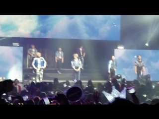 "Fancam The 2nd World Tour ""THE CONNECT"" in Los Angeles (White Love)"