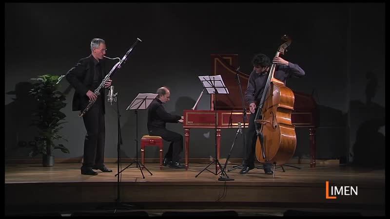A. Vivaldi - Sonata No.3 in A minor, RV 43 - G. Screpis , F. Siragusa , R. Laganà