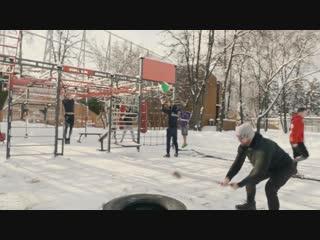 """Фитнес-студия """"Берег"""" (Москва) - тренировки на свежем воздухе и в зале"""