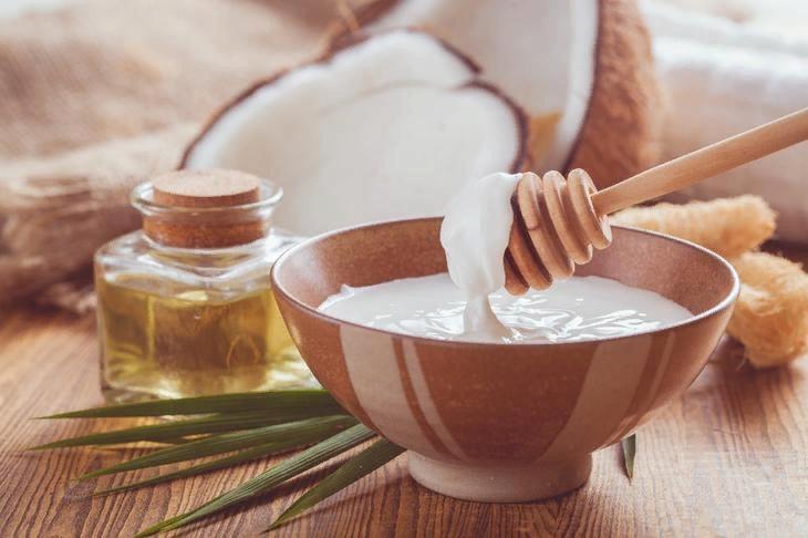 Кокосовое масло для волос — рекомендации по применению, полезные рецепты., изображение №10