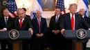 США признали суверенитет Израиля над Голанскими высотами
