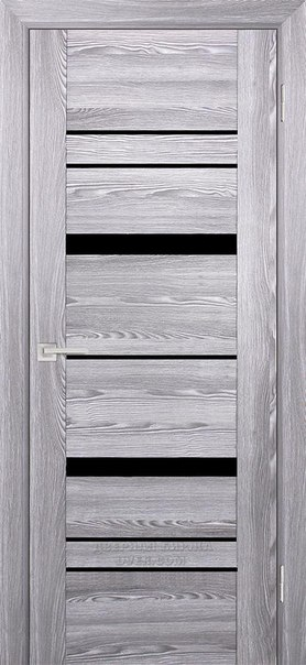 Межкомнатная дверь РИВЬЕРА (ПЕПЕЛ)