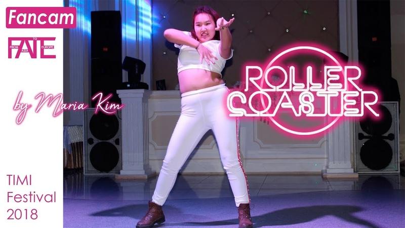 FATE CHUNG HA - Roller Coaster dance cover TIMI FESTIVAL