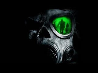 Зомби в противогазе / zombie gas mask