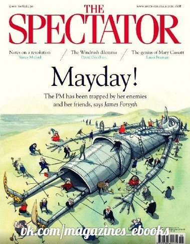 The Spectator - May 5,  2018