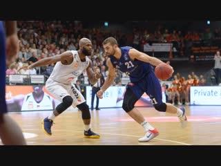 Баскетбол. Айсбарен - Бавария Бундеслига. Мужчины, 28 октября