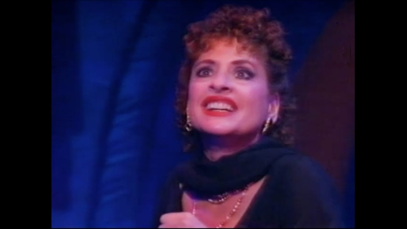 Patti Lupone WITH ONE LOOK SUNSET BOULEVARD Sydmonton Festival 1992