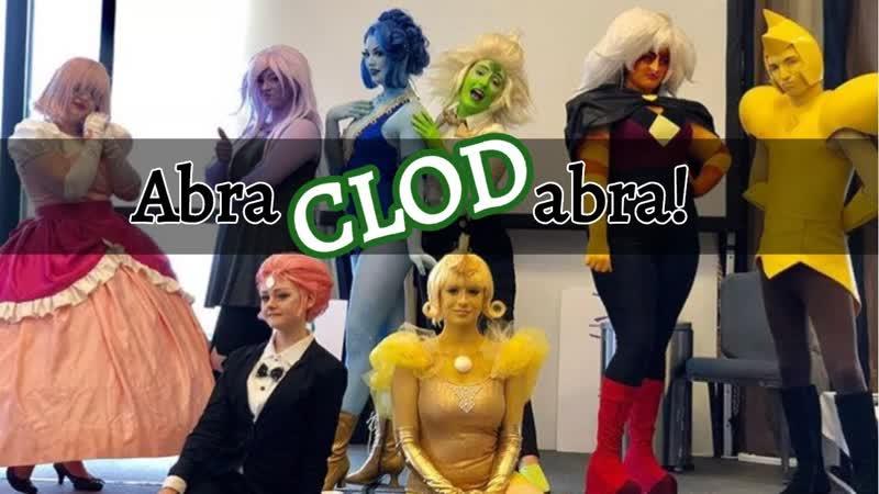 Abra-CLOD-Abra! Beach City Con For the Love of Clod