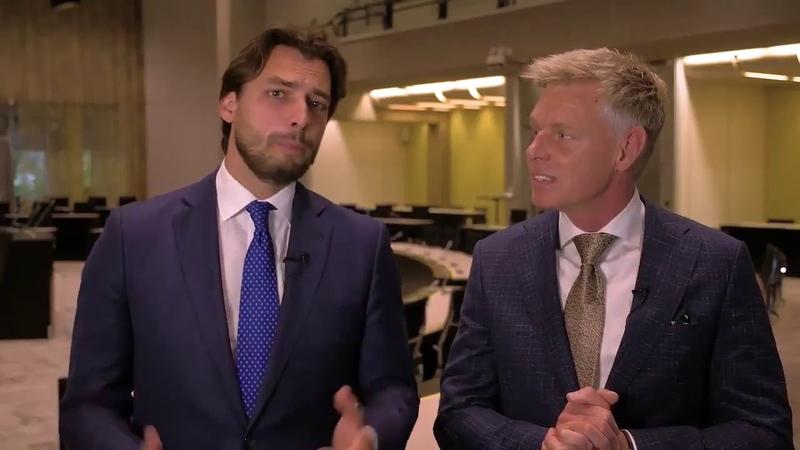 (1) Thiery Baudet We zijn klaar voor besturen in Zuid-Holland - Zelfs PvdA mag aansluiten - YouTube