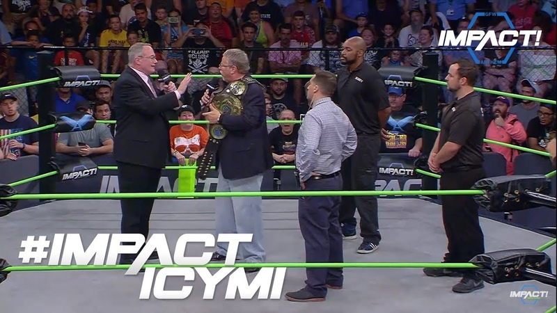 Jim Cornette Returns to GFW Fires Bruce Prichard | IMPACTICYMI August 17th, 2017