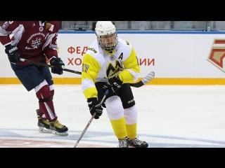 НХЛ. Финал VII Всероссийского Фестиваля по хоккею. Джентльмены Кубани  Алания 12 мая