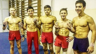 Так ВЫГЛЯДЕТ СПОРТИВНАЯ МОЛОДЕЖЬ - ДЕТИ ГИМНАСТЫ из Челябинска! Мотивация