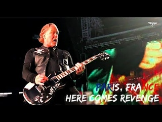 Metallica - Here Comes Revenge (Paris, France - May 12, 2019) [Multicam by MetallicaLiveHD]