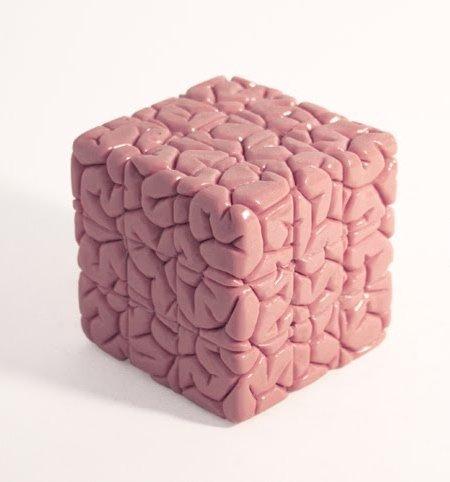 Кубик Рубика для настоящего мозгового штурма Если складывать обычный Кубик Рубика для вас не составляет особого труда, то как бы вы справились с этой необычной головоломкой американского