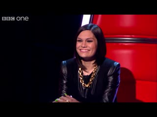 The Voice UK 2013 _ Ash Morgan performs Never Tear Us Apart - Blind Auditions