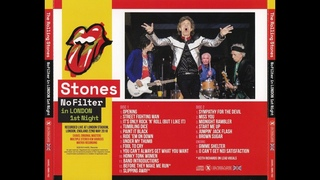 Rolling Stones - Two Days In London 2018 May 22th 1st Night Full Concert No Filter Tour Sounboard