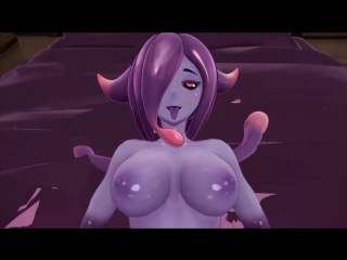 Monster girl island eris 3d hentai acg18