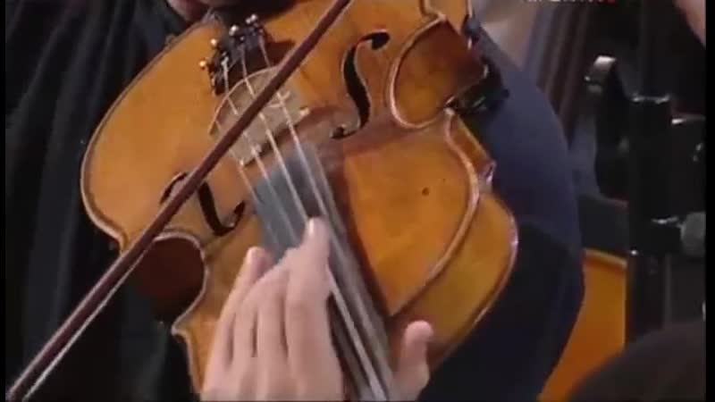 Yuri Bashmet plays Shchedrin Concerto Dolce for viola - video 2008 -