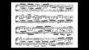 J S Bach Fuge in e Moll unvollendet BWV 960 Cembalo