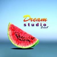 Логотип Dream-studio Event / Организация мероприятий
