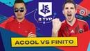 КУБОК ФИФЕРОВ 2019 АКУЛ VS FINITO 2 ТУР