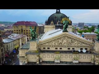 Львов украина ⁄ lviv ukraine 4k ultra hd