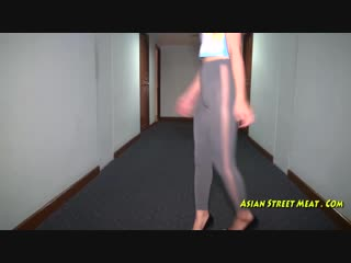 AsianStreetMeat - Satick anal (720p)