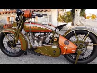 Harley-davidson j1000 (1928)