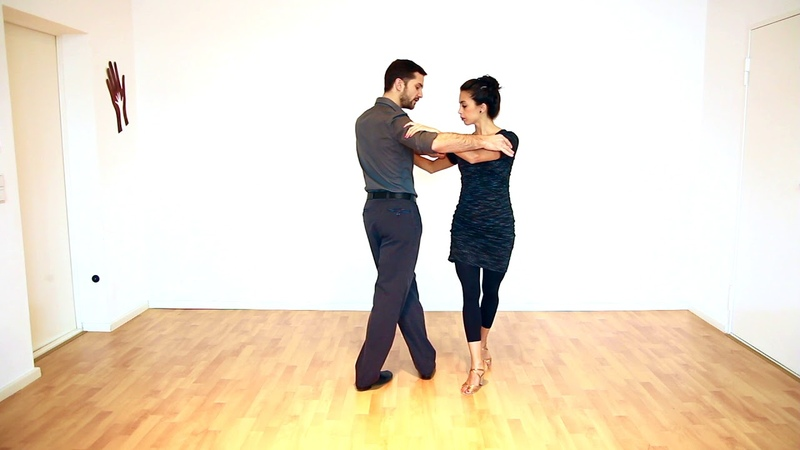 Tango Tutorial - Juliana Santiago - 2018 Nr. 7 a - Beg/Int
