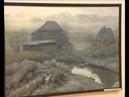 ART очерки Татьяны Красновой художник Абдулла Абдулатипов и его выставка пейзажа