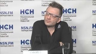 The MATRIXX  Пресс-конференция Агата Кристи 30 - Тёмная сторона (Москва, )