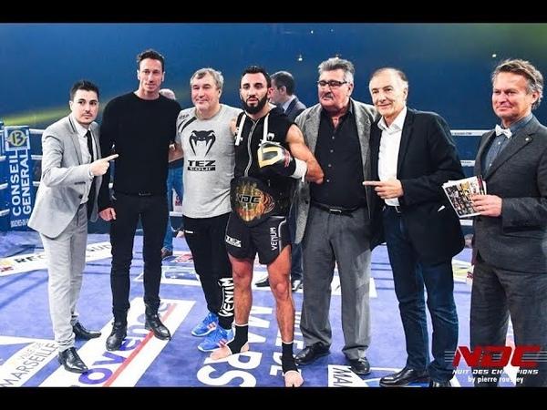 Full Fight Chinghiz Allazov vs Mohamed Hendouf 24 11 2018 Nuit Des Champions