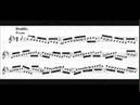 Bach Violin Partita No 1 in B minor BWV 1002 Grumiaux