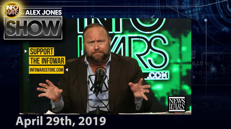Full Show - Pro-Gun, Pro-Trump Heroes Stop Synagogue Shooter MSM Ignores - 04/29/2019