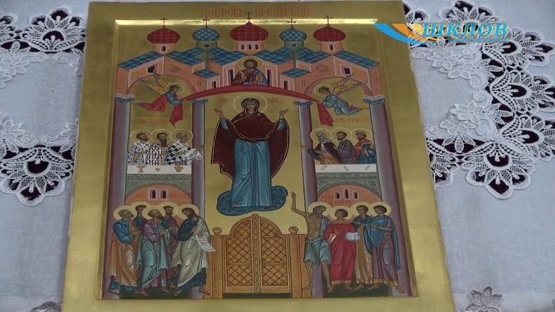 14 кастрычніка праваслаўныя вернікі сустрэлі вялікае свята Пакроў Прасвятой Багародзіцы