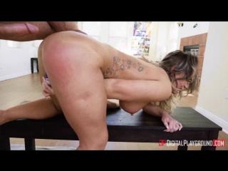 Cali Carter – Squirt Fest [Digital Playground. HD 1080. Big Ass, Big Tits, Blonde, Squirt]