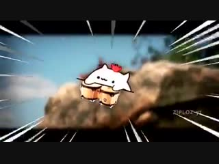 Bongo rave (crab rave with bongo cat)