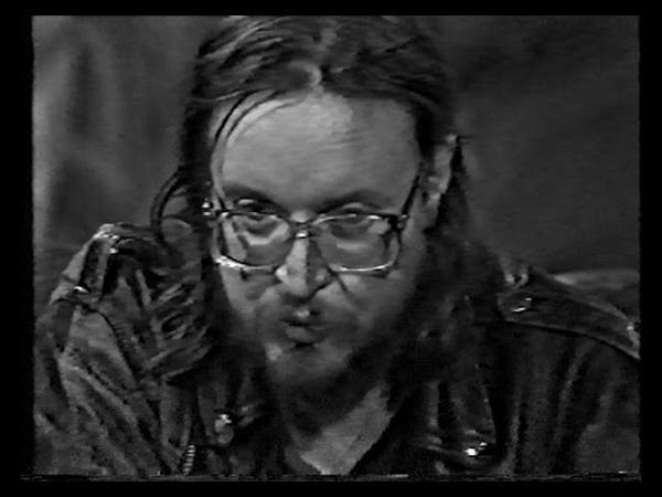 Егор Летов Интервью Саратов 1998