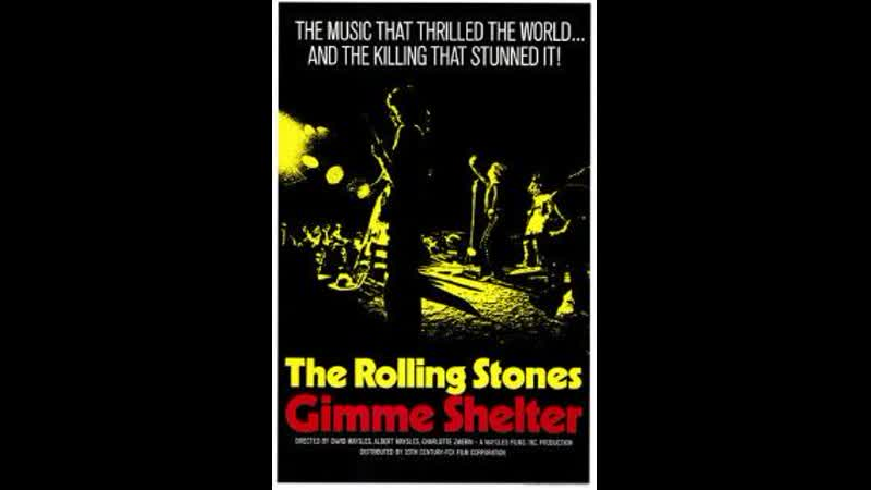 The Rolling Stones Under My Thumb iLive at Altamont Concert 1969