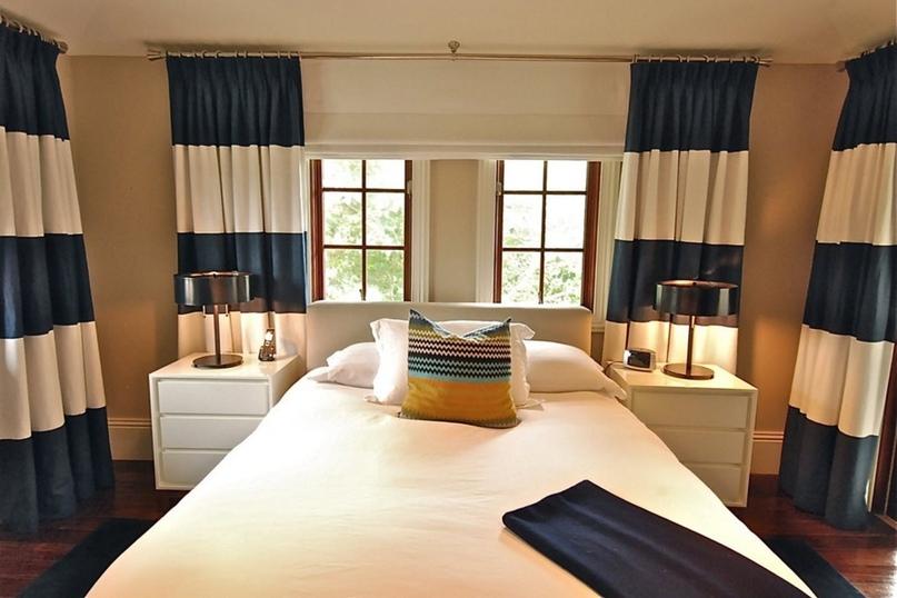 Как преобразить любую комнату с помощью штор, изображение №13