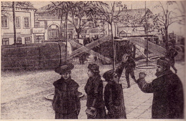 Конка (конно-железная городская дорога