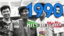 1990 - Tutti i più grandi successi musicali in Italia